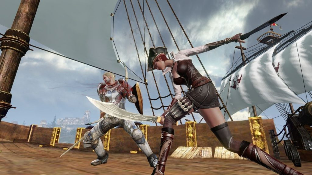 ArcheAge Piraten - Foto von HadesR