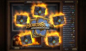 Hearthstone Packs