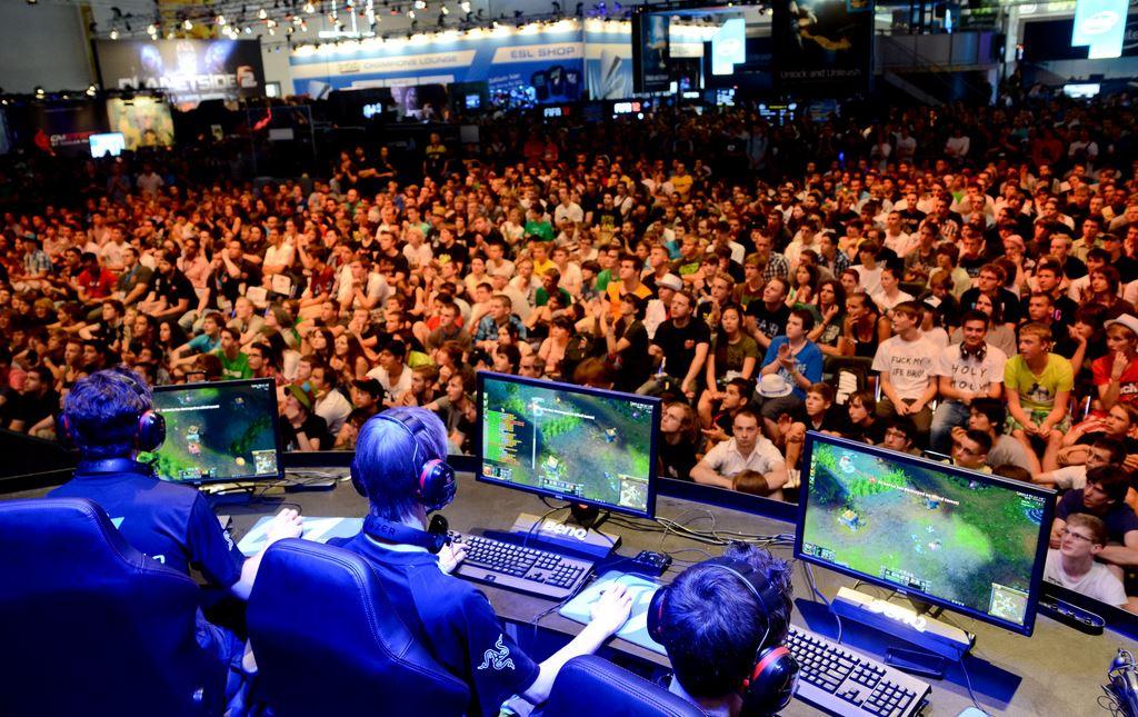 Videospielen könnte 2024 olympisch werden
