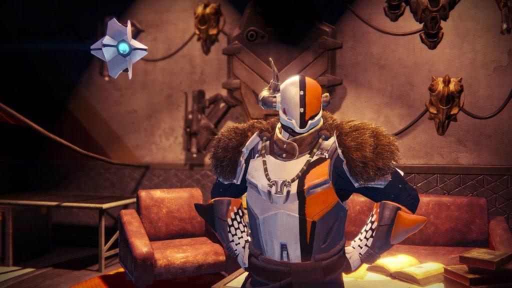 Destiny - Lord Shaxx