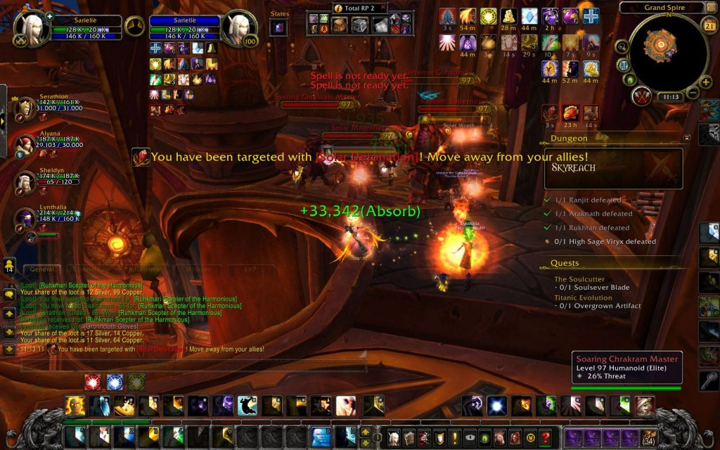 Instanz in Warlords of Draenor