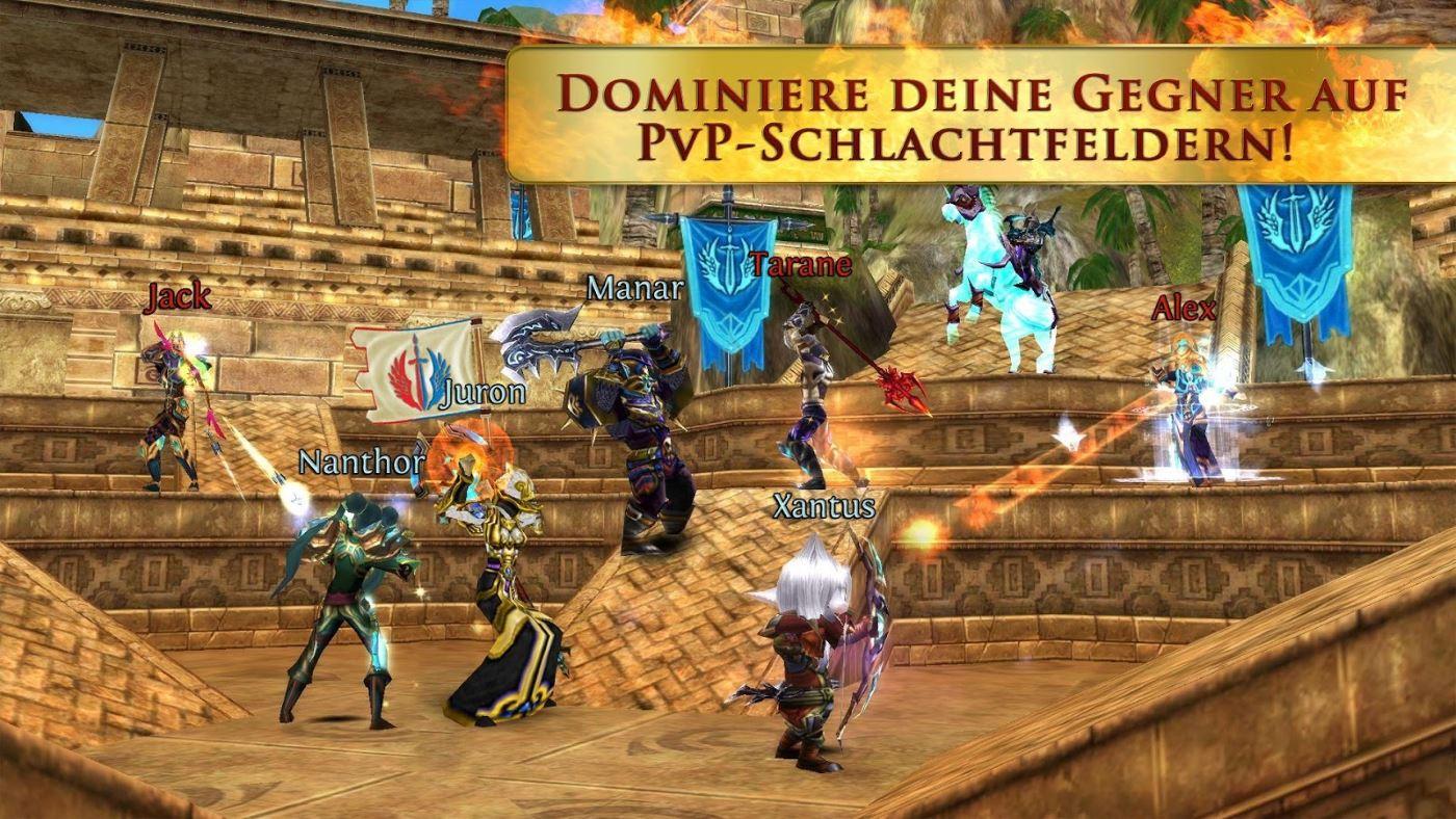 Order und Chaos Online PvP