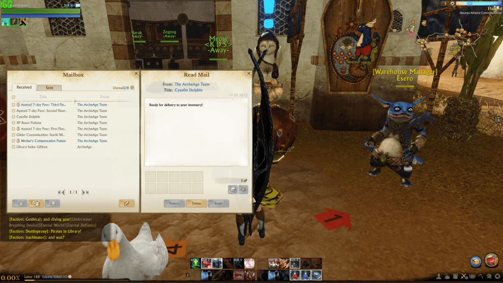 ArcheAge-Mail-Box