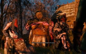 Witcher 3 Crones of the wood