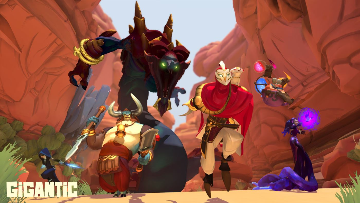 Gigantic: Release-Datum für Xbox One & PC bekannt - Open Beta läuft