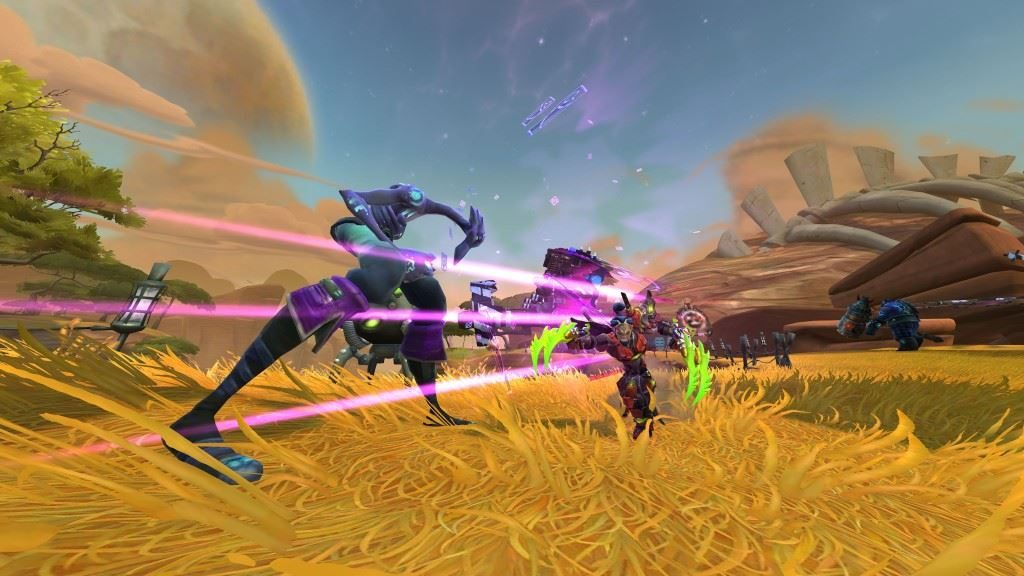 WildStar Free to Play Bild