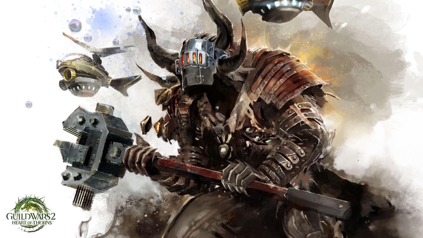 Guild Wars 2 Scrapper Herat of Thorns