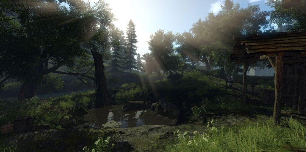 Pantheon Landschaft Screenshot