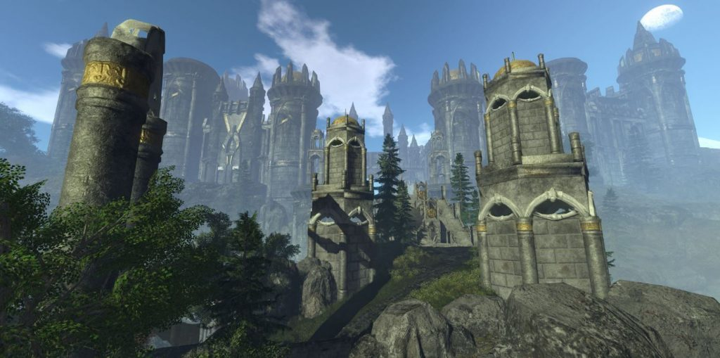 Pantheon Stadt 2 Screenshot