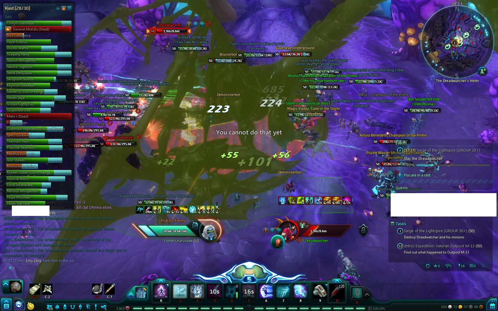 how to open wildstar path