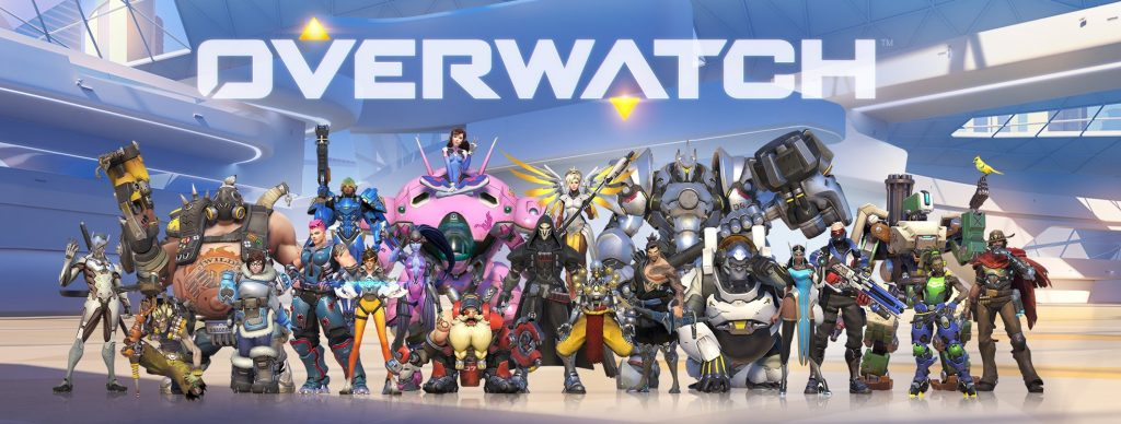 Overwatch all heroes