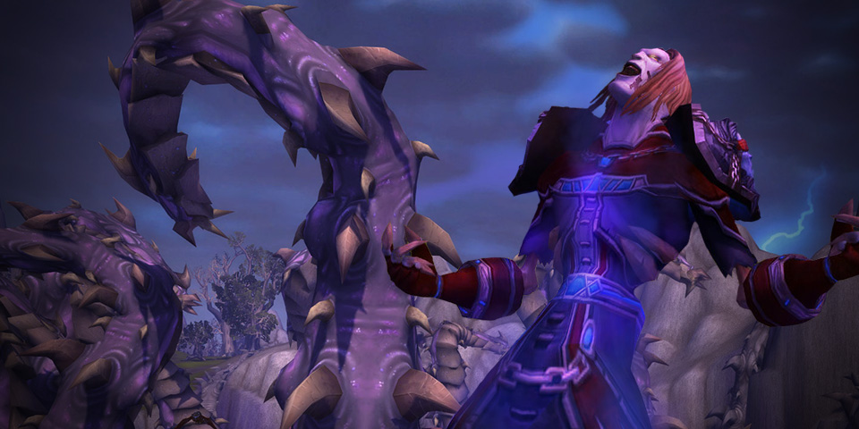 WoW Legion Priest Shadow