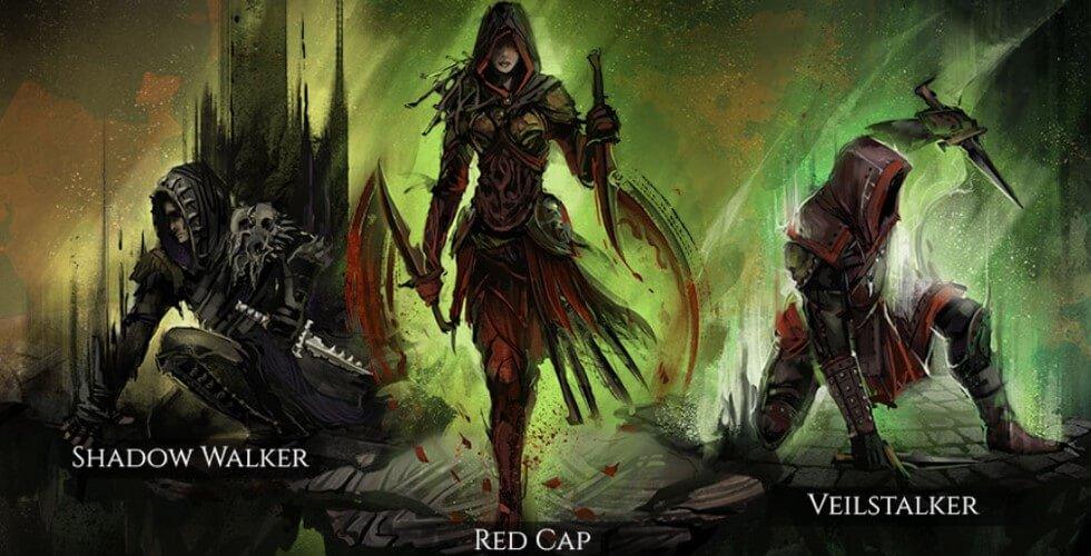 Camelot Unchained Veilwalker