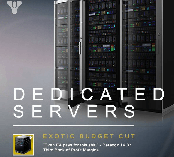 Dedicated-Server-Destiny