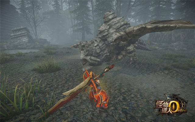 monster hunter online spielen