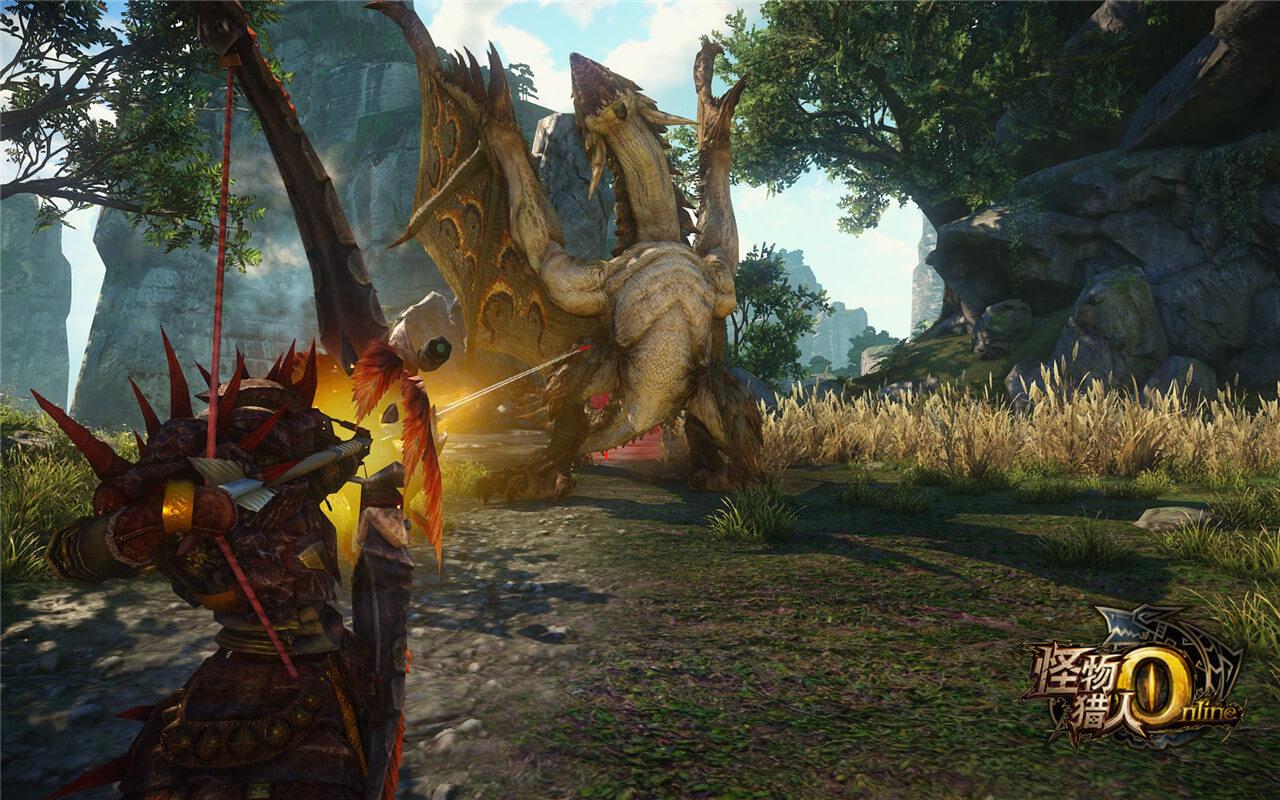 monster hunter online spielen