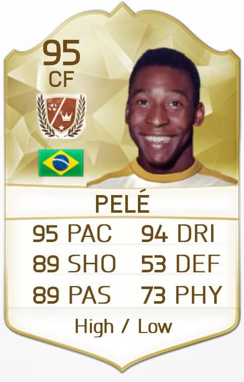 Pele Fifa 16