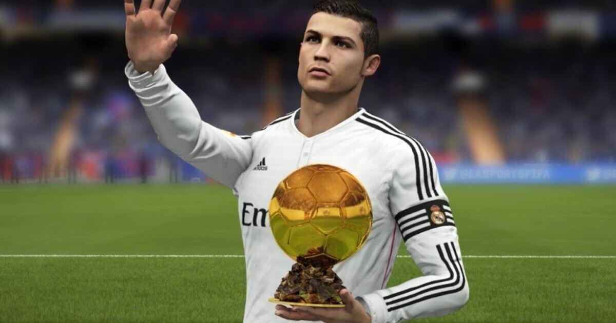 Fifa 16 Ronaldo