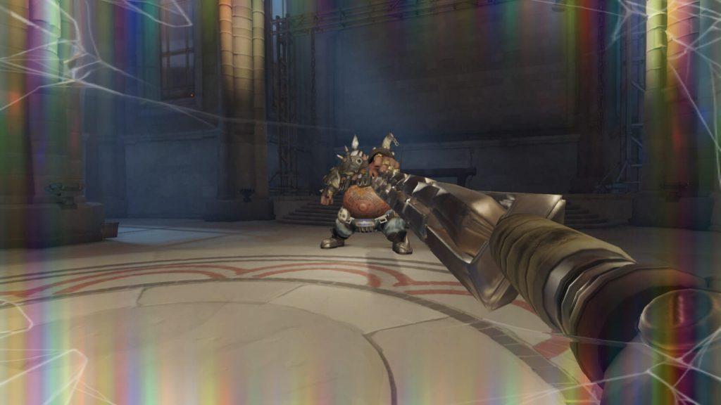 Overwatch Roadhog Hook