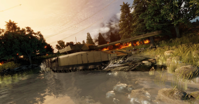 Armored-Warfare-Tank