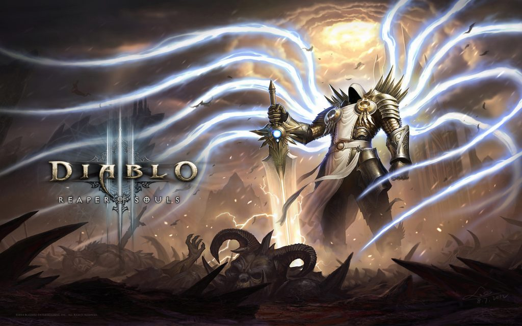 Diablo Background