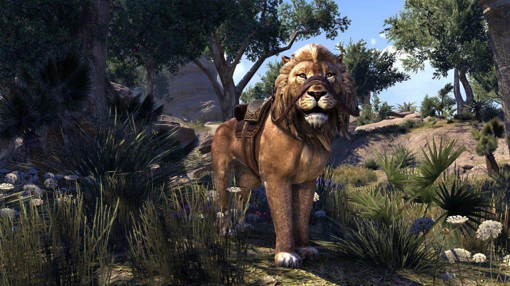 The Elder Scrolls Online Katzen Und Wald Kleidung Sind