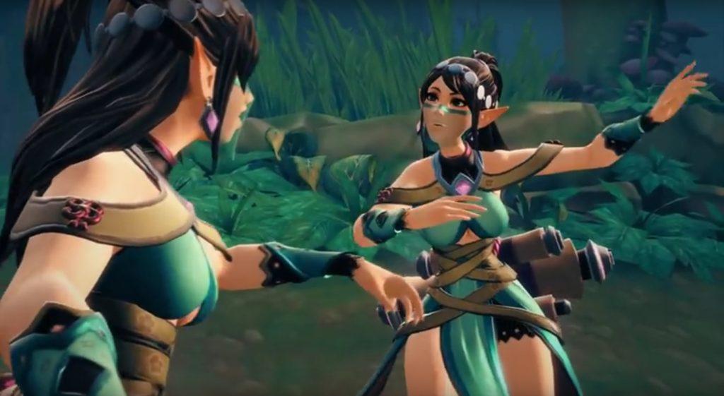 Paladins Ying Character