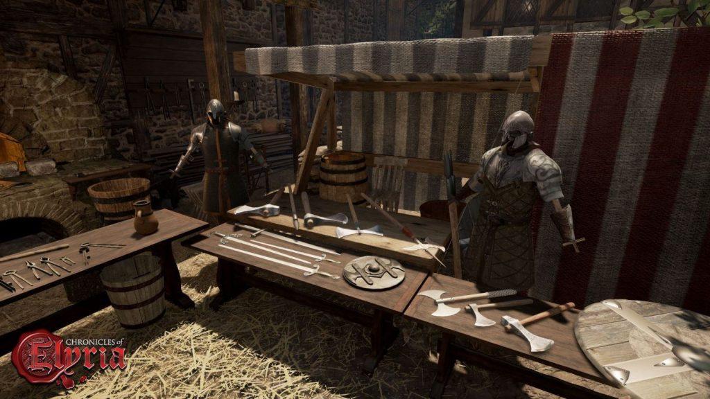 Chronicles of Elyria Wirtschaft Handel