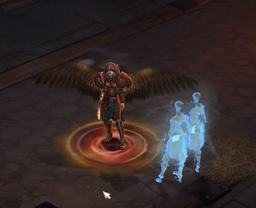 how to get wings on diablo 3