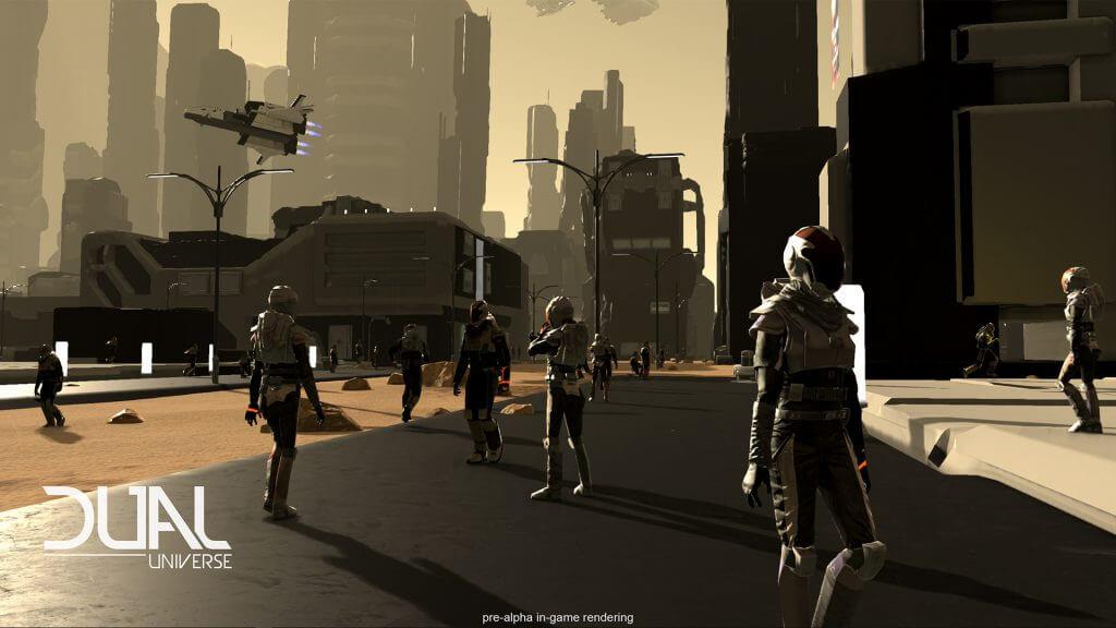 dual universe city