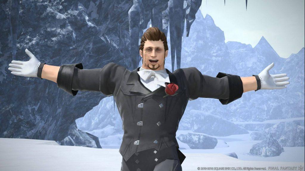 Square Enix kündigt das Kampfspiel Dissidia: Final Fantasy NT für PS4 an