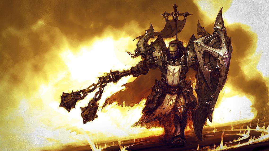 Ten Ton Hammer | Diablo III Monk Class Guide