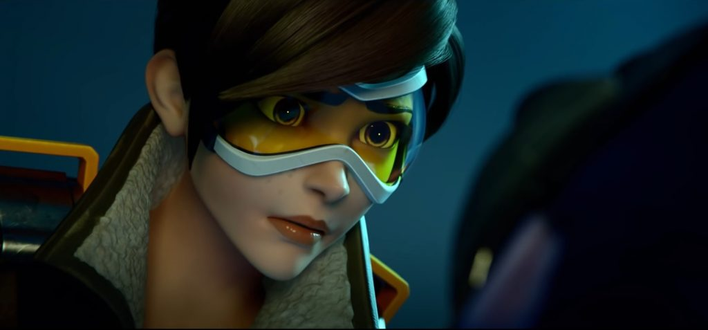 Overwatch Tracer Disappointed