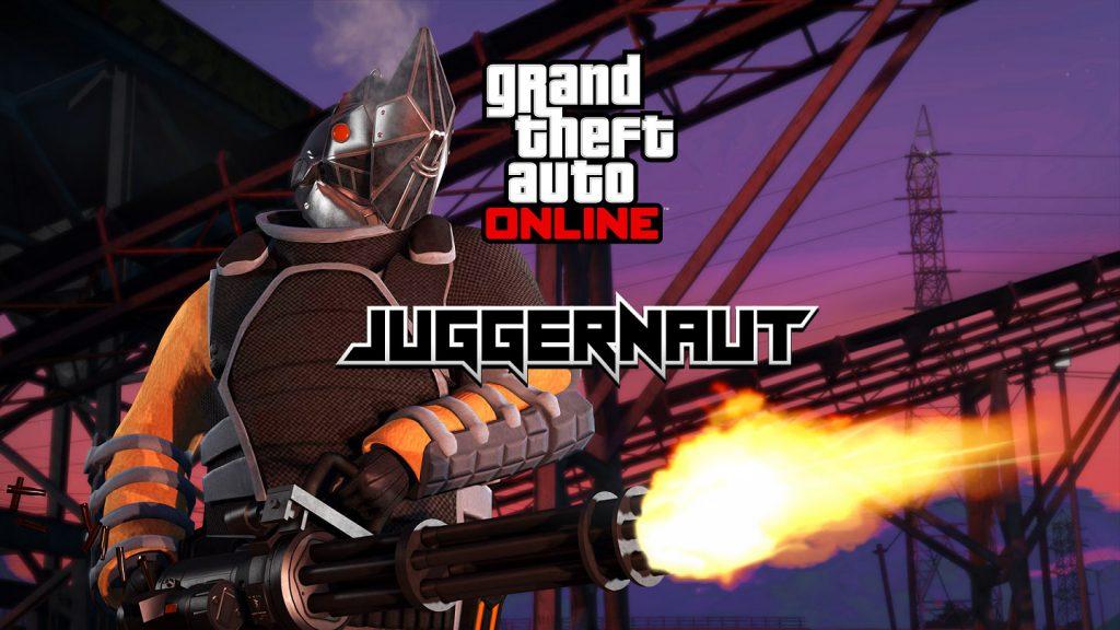 GTA 5 Juggernaut Spielmodus