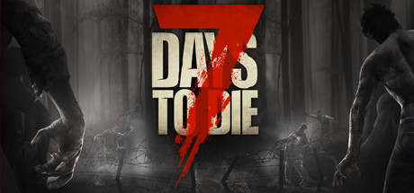 7 Days to Die Banner Titel