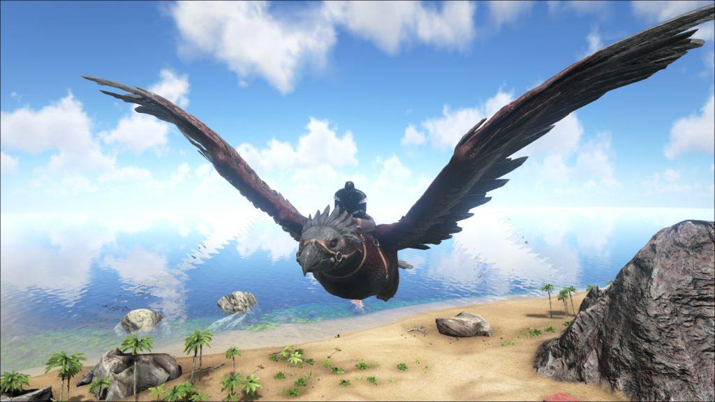 Release-Termin für ARK: Survival Evolved