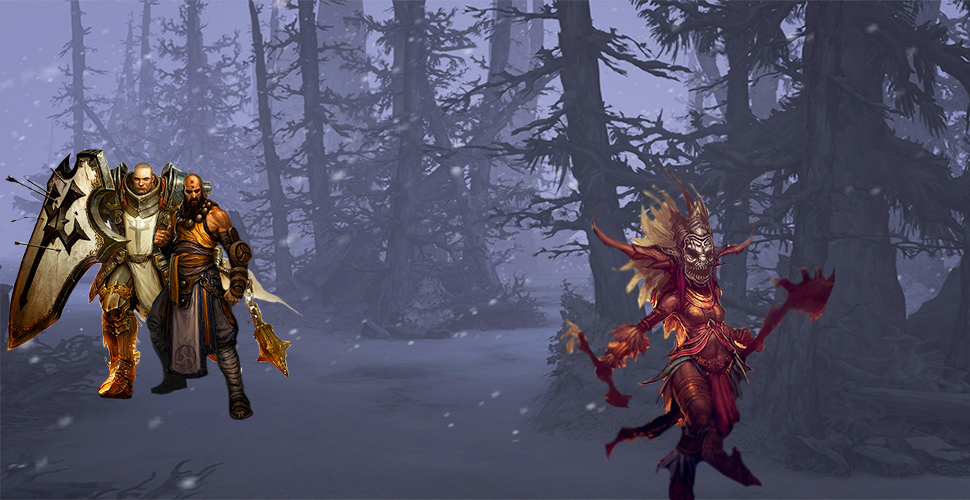 Diablo  Season  Builds Solo