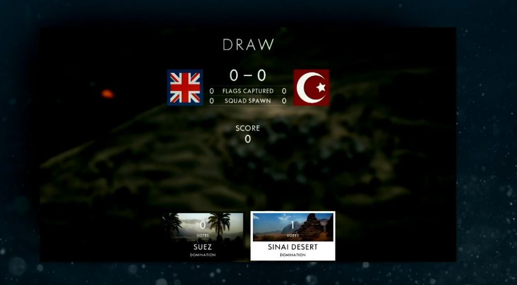 Battlefield 1 Map Vote neu Livestream