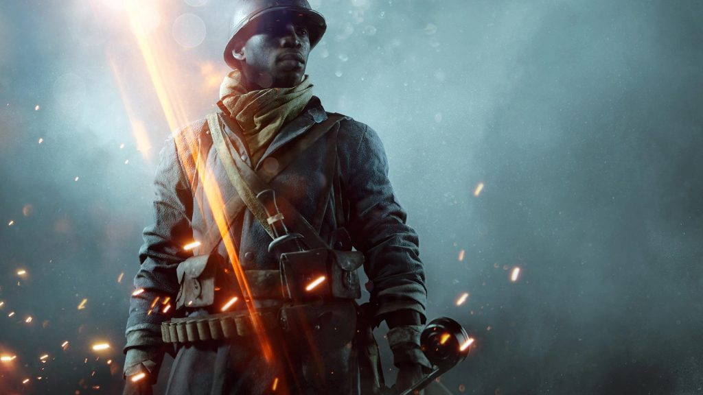 Battlefield 1 Soldat