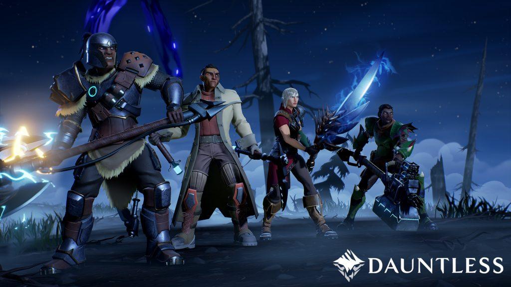 Dauntless-Helden