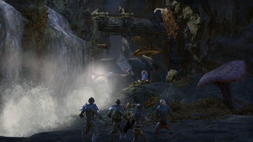 ESO Morrowind Vivec