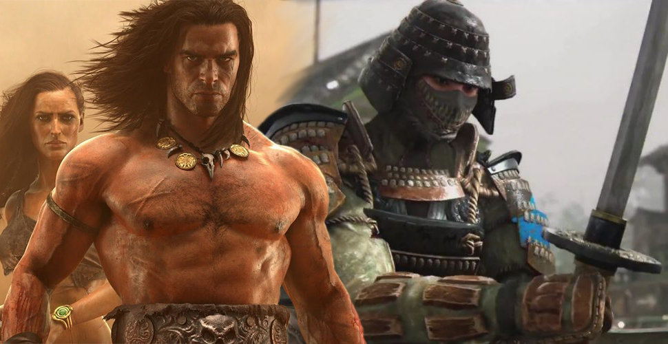 MMO Februar Titel Conan For Honor