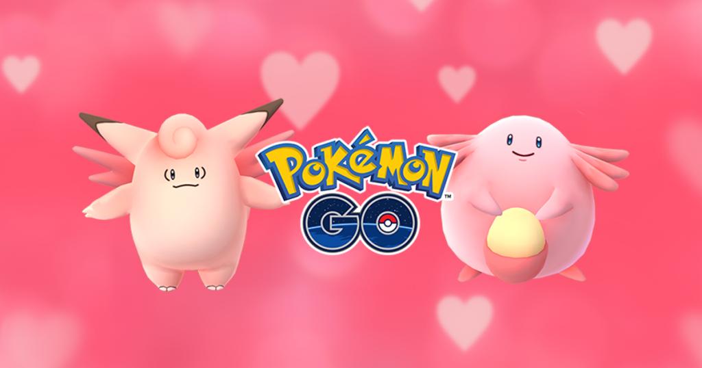 Pokémon GO Valentinstag