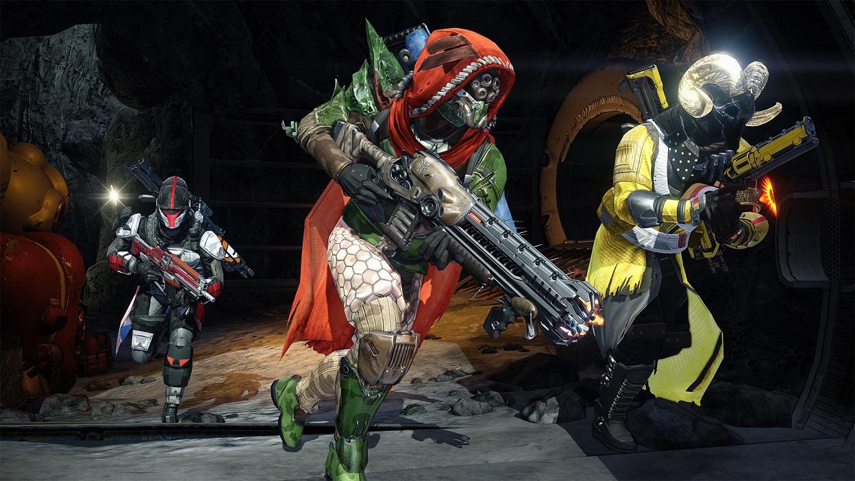 Destiny 2: Trailer führt in die Welt von Titan-Anführer Zavala ein