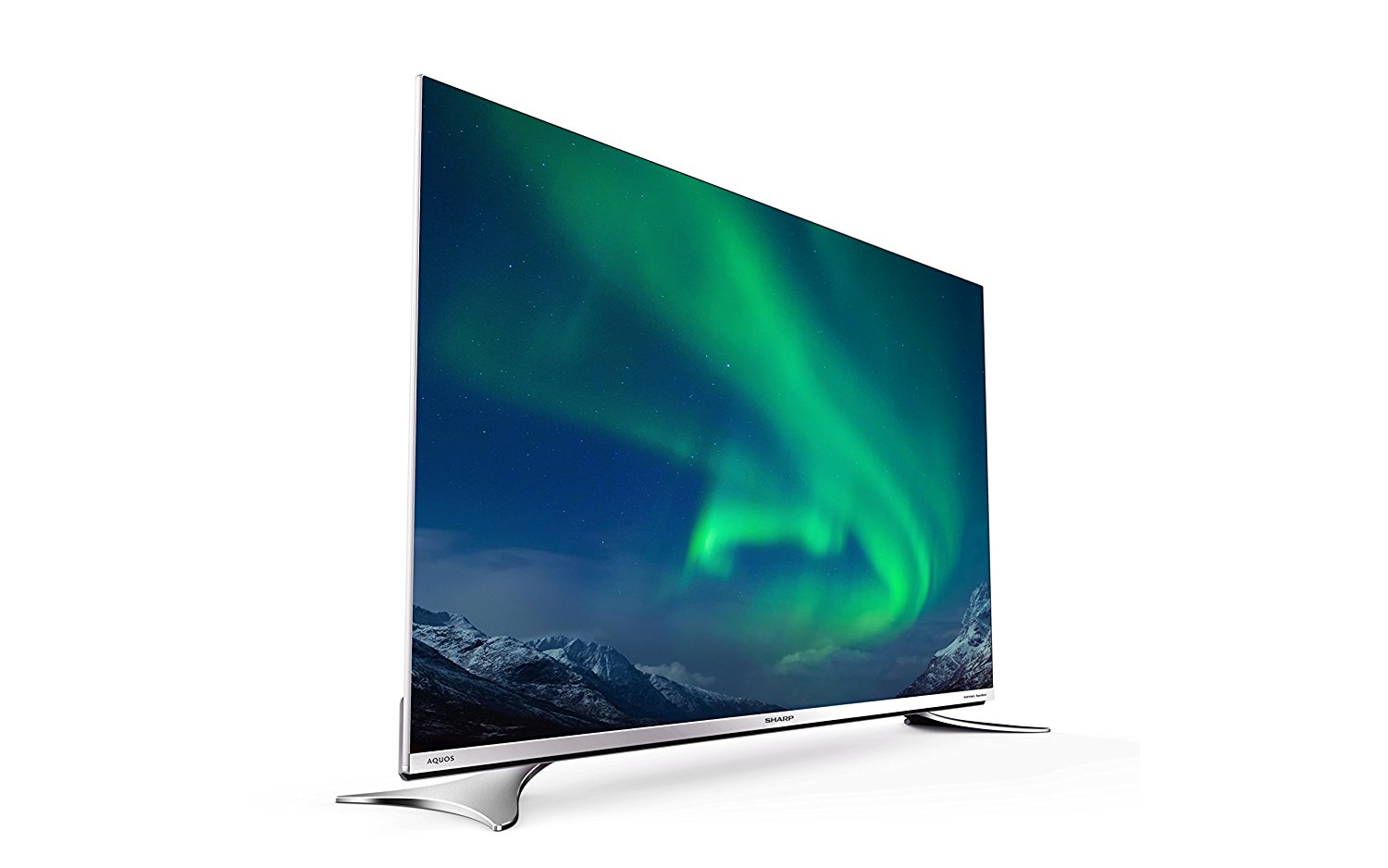 amazon angebote am 15 3 sharp 49 zoll uhd fernseher. Black Bedroom Furniture Sets. Home Design Ideas