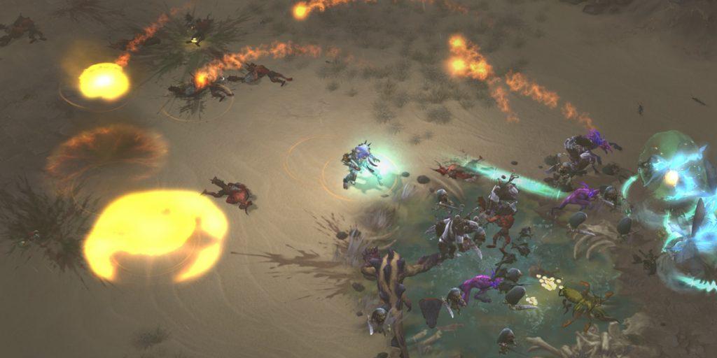 Diablo 3 Gebiet