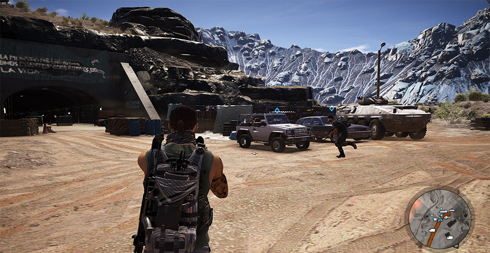 Ghost Recon Wildlands Vorhof