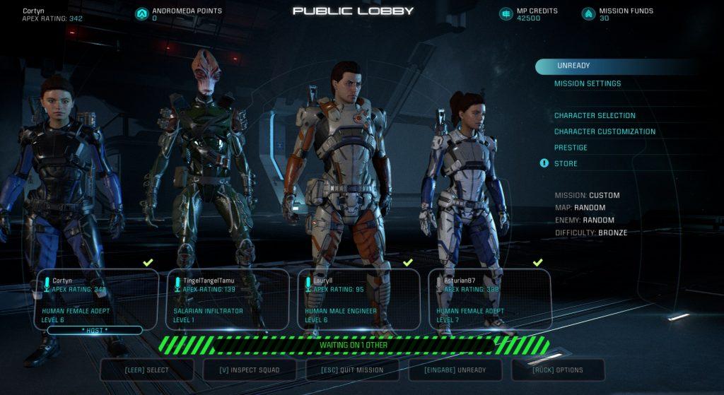 Mass Effect Andromeda 2 head salarian