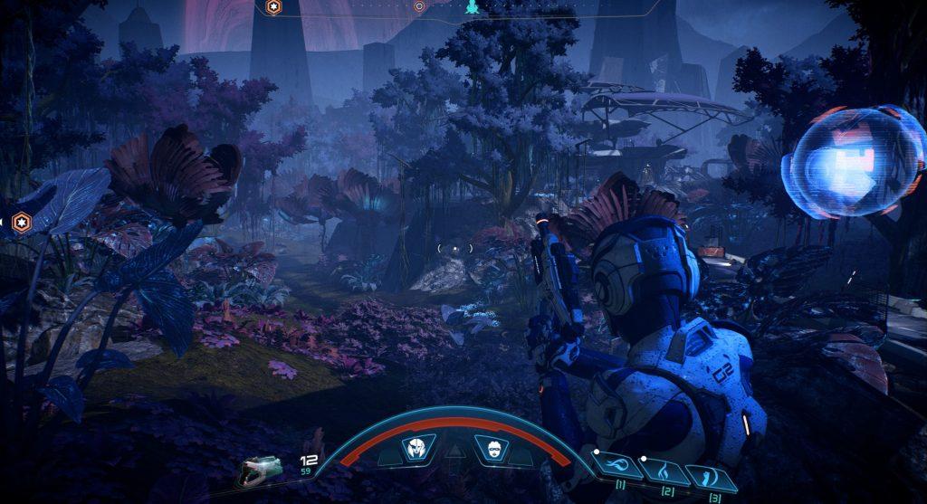 Mass Effect Andromeda Angara Planet