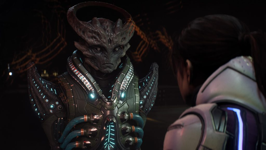 Mass Effect Andromeda Archon